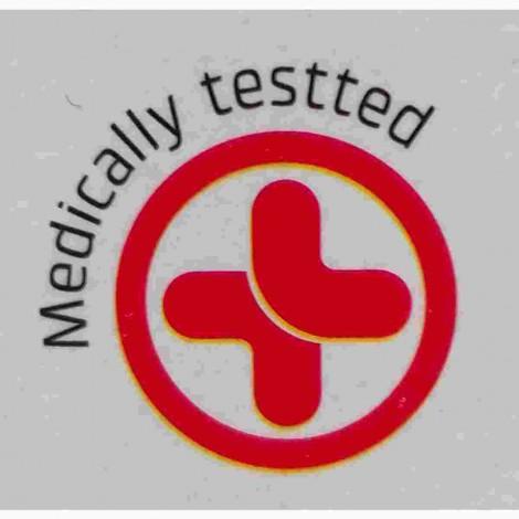 MEIA-LIGA AUTOADERENTE DE DESCANSO MEDICAL 140 DEN mm Hg 18-23 ML 0951 DARA