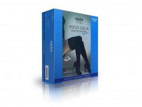 MEIA LIGA MICROFIBRA ML 0602 DARA