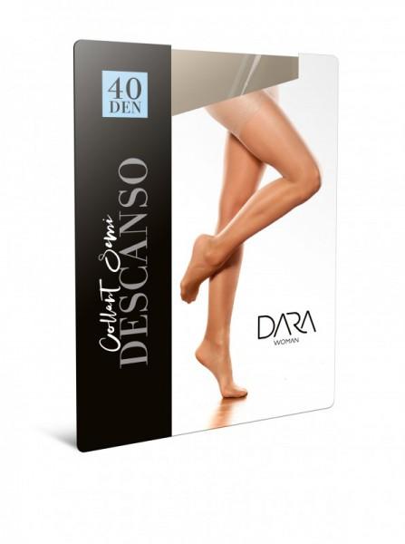 COLLANT SEMI DESCANSO XL 40 DEN CD 0282 DARA