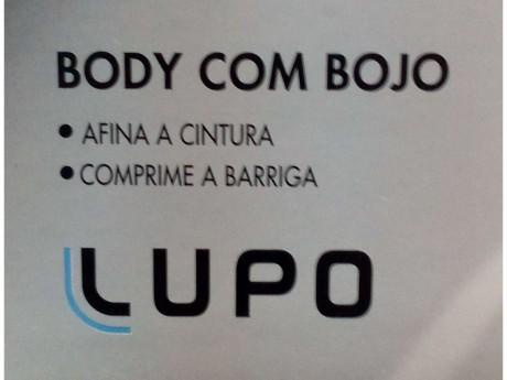 BODY COM BOJO LOBA SLIM 47157-001 LUPO