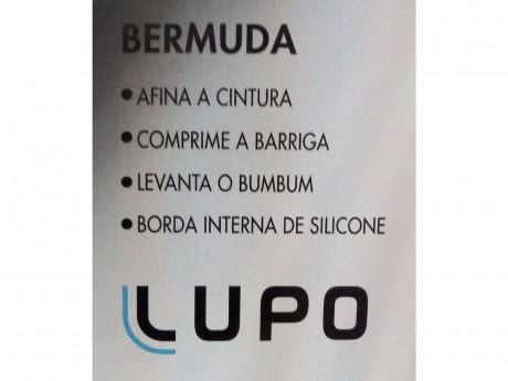 BERMUDA LOBA SLIM 47120-001 LUPO
