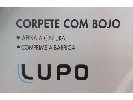 CORPETE COM BOJO LOBA SLIM 47177-001 LUPO