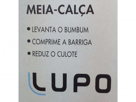 MEIA CALÇA LOBA UP-LINE 5895-001 LUPO