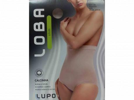 CALCINHA LOBA SLIM 5693-001 LUPO