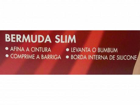 BERMUDA SLIM FIO EMANA 5692-001 LUPO