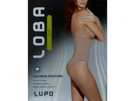 8fece95e9 CALCINHA REDUTORA LOBA SLIM 41050-001   1 UNIDADE   LUPO    Moreira ...